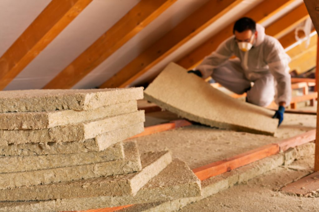 It is not always necessary to remove existing insulation when adding new. The insulation professionals at Keating Roofing u0026 Exterior Contractors will ... & Attic u0026 Roof Insulation | Keating Roofing and Exteriors in Toronto