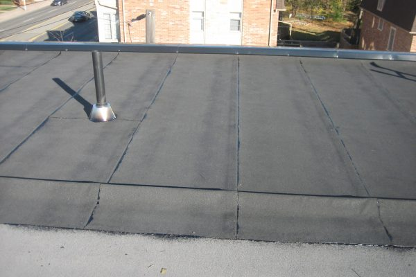 Flat Roofs Keating Roofing And Exteriors In Toronto